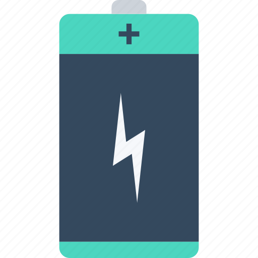 accumulator, battery, charge, energy, power, recharge, supply icon