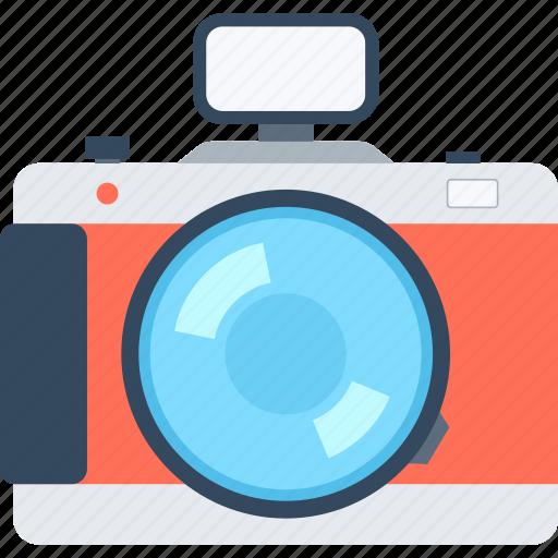 camera, digital, image, media, multimedia, photo, photography icon