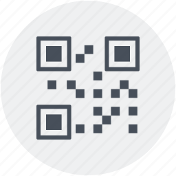 barcode, code, product code icon