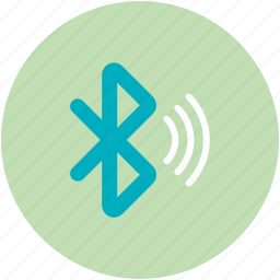 bluetooth connection, bluetooth sign, bluetooth symbol, data transfer, network signals icon