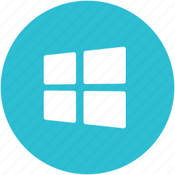 windows, windows 10, windows 7, windows interface, windows version icon