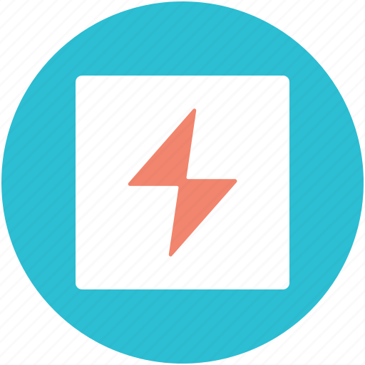 charging sign, flash sign, lightening, power light, power symbol icon