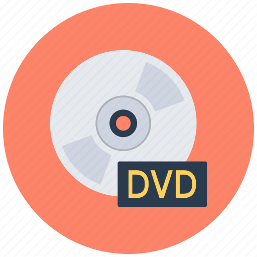 cd, compact disk, dvd, media, multimedia icon