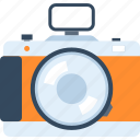 camera, digital, image, media, multimedia, photo, photography icon