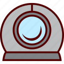 cam, camera, computer, record, video, webcam icon