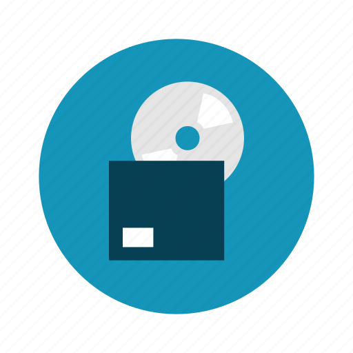 cd, disc, disk, technology icon
