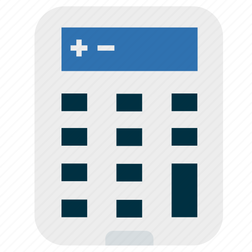 accounting, accounts, calculate, calculation, calculator, maths icon