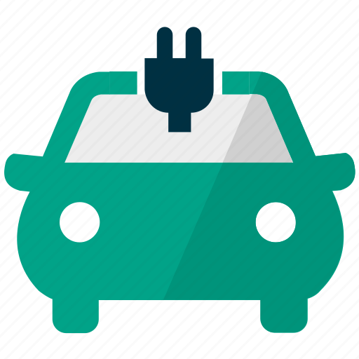 car, eco friendly, electric, energy, green energy, vehicle icon