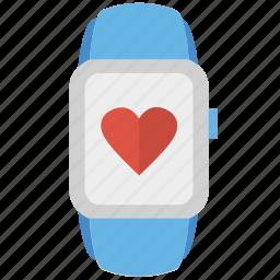 apple, device, digital watch, smart, watch, wearable icon