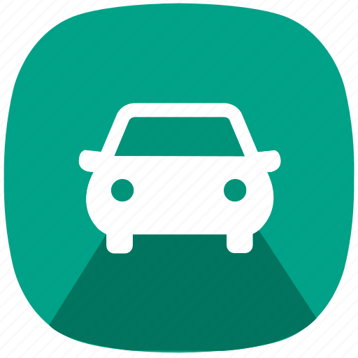 app, car, ride, service, taxi, transportation icon