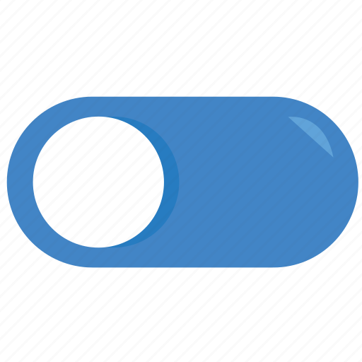 off, on, setting, switch, toggle icon