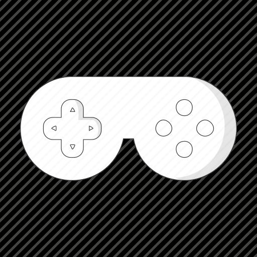 audio, control, joystick, media, play, speaker icon
