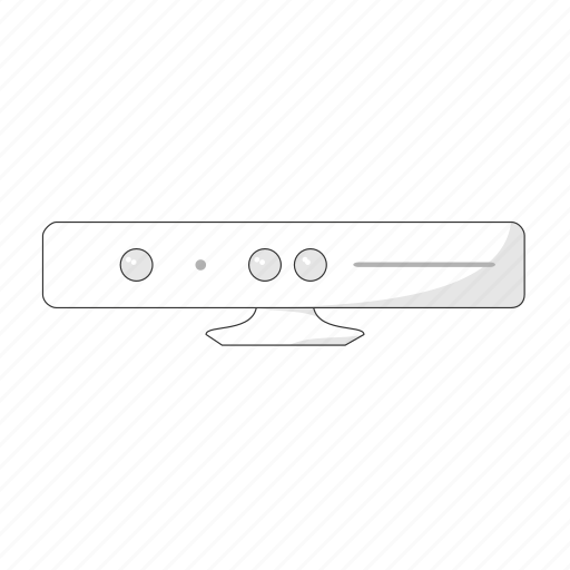 console, device, joypad, joystick, kinnect, playstation icon