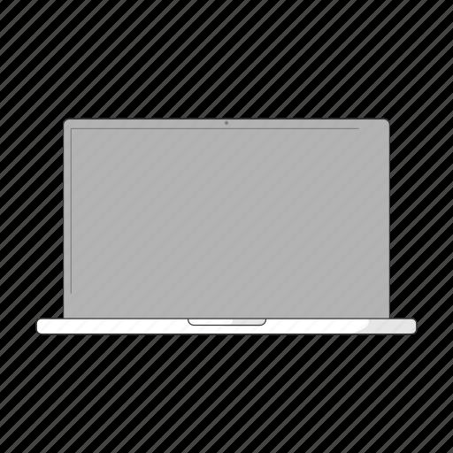 electronics, laptop, macbook, mobile, technology, web, website icon