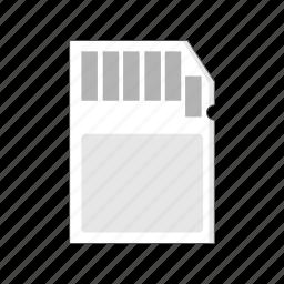 card, memory, mmc, storage icon