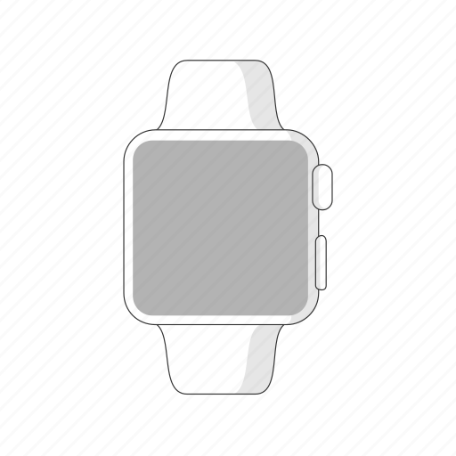 clock, hour, mobile, smart, smartwatch, timepiece icon