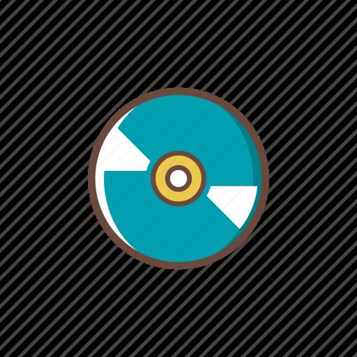 cd, computer, data, data storage, electronics, pc, technology icon