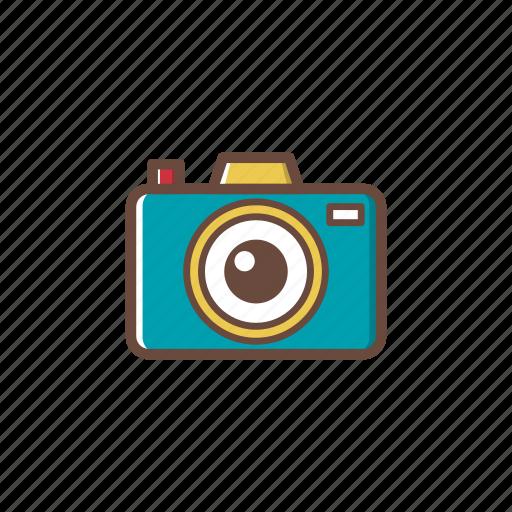camera, digital, electronics, photo, photography, technology icon