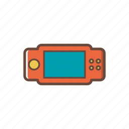 computer, electronics, game console, pc, technology icon