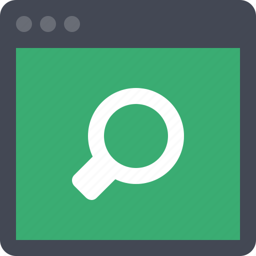 browser, find, search, seo, seo search, seo targeting icon
