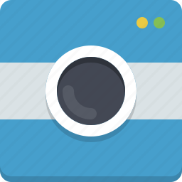 camera, gallery, photocamera, picture, snapshot icon