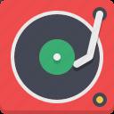 gramophone, melody, retro, vinyl