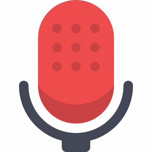 microphone, podcast, radio show, speak, speech, talk icon