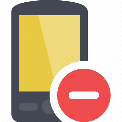 call, communication, device, mobile, phone, remove phone, telephone icon