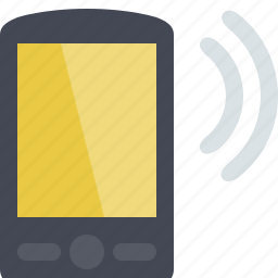 call, mobile, mobile signal, phone, signal, talk, wi-fi signal icon