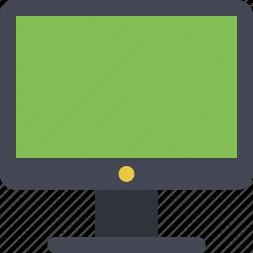 computer, monitor, personal computer, screen icon