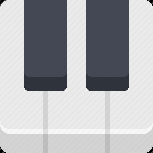 grand piano, multimedia, music, piano, piano concert, play, song icon