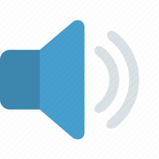 audio, control, sound, sound control, speaker, volume icon