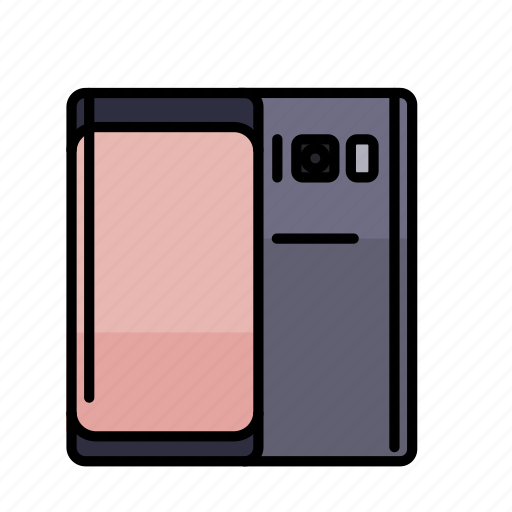 cell, communication, mobile, phone, s8, samsung, samsungs8 icon