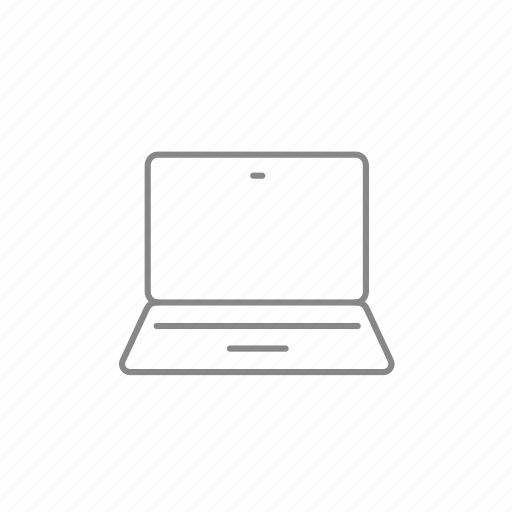 computer, device, laptop, mac, monitor, pad, portable icon