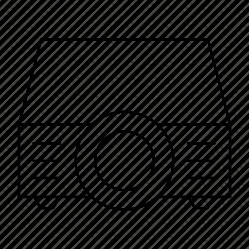 data, information, presentation, show icon