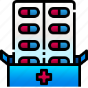 pill, healthcare, medical, capsule, drug, pharmacy