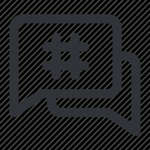 chat, communication, conversation, message icon