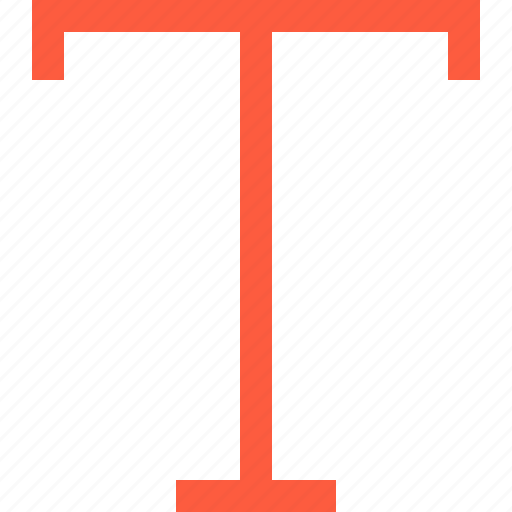 editing, font, size, text, tool, type, typography icon