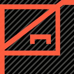 bookmark, document, marking, office, tassel, text icon