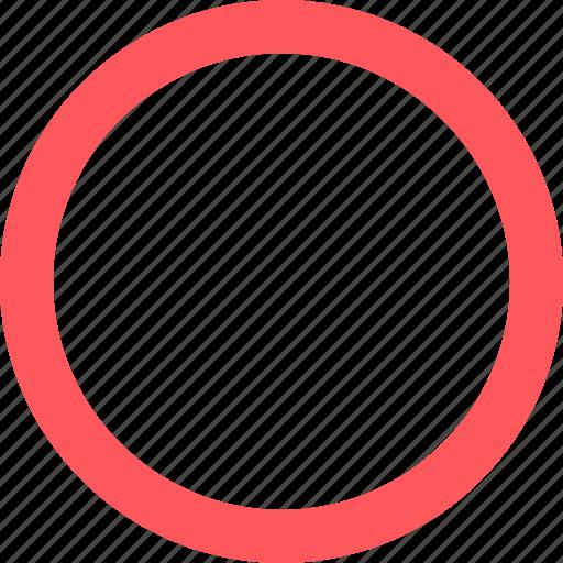 eye, record, target icon