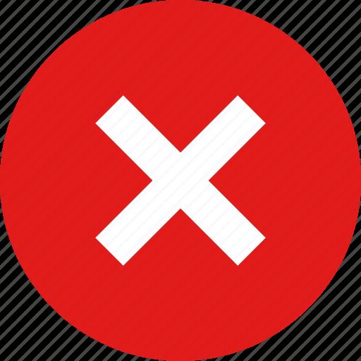access, closed, no icon