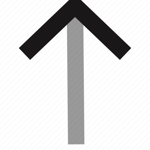 pointer, send, up, upload icon