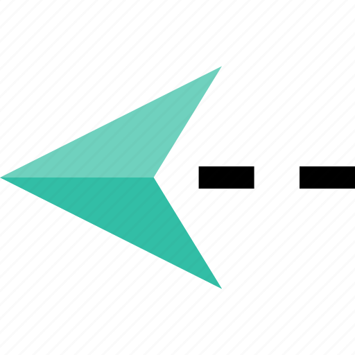 arrow, back, exit icon