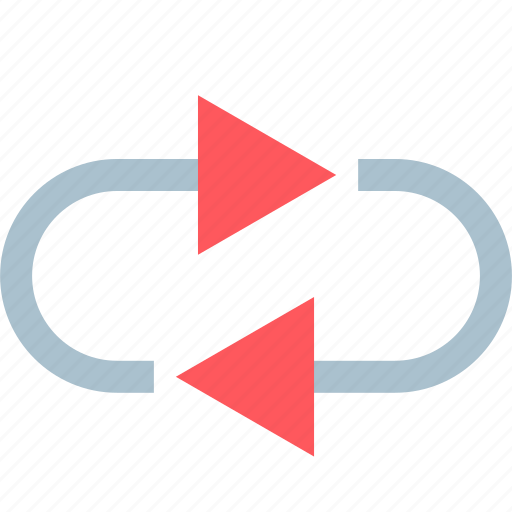 loop, sound, track icon