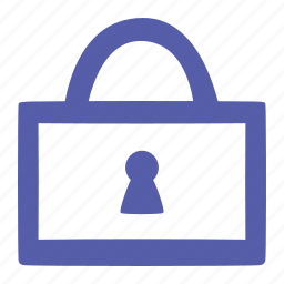 lock, private, protection, safe, safety, secure, security icon