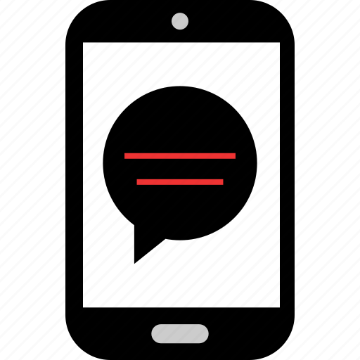 bubble, message, sms, talking, text icon
