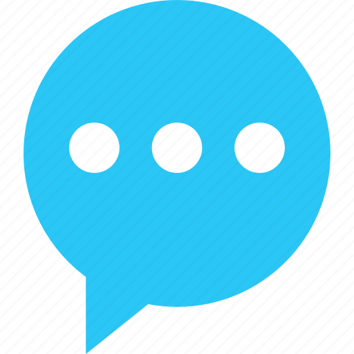 bubble, message, sms, talk, talking, text, twitter icon