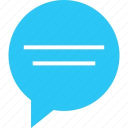 bubble, message, sms, talk, talking, text icon