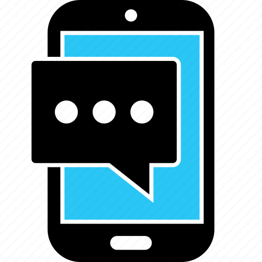message, messaging, phone, sms, text, texting icon