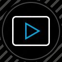 tube, video, youtube icon